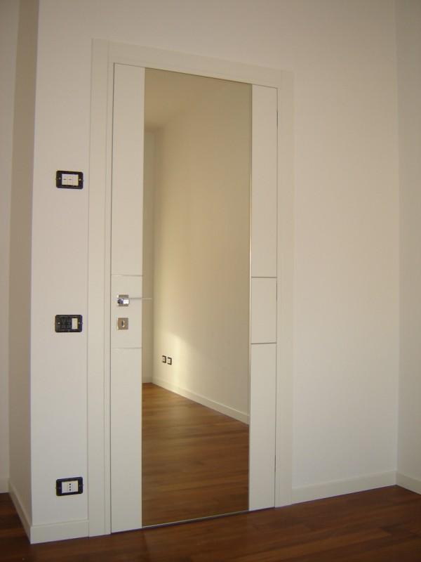 Specchio porta porta oggetti e trucco con specchio - Porta a specchio ...